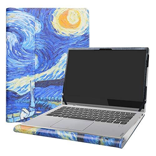 "Alapmk Protective Case for 14"" Lenovo Yoga C930 C930-13IKB & Lenovo ideapad S540 14 S540-14IWL S540-14API & Dell Inspiron 14 7400 Laptop[Not fit Yoga Book C930/Yoga C940/ideapad S540 15],Starry Night"