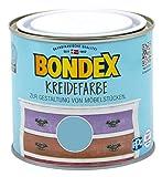 Bondex Kreidefarbe Zart Blau - 0,5L - 386518