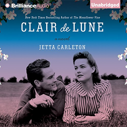 Clair de Lune audiobook cover art