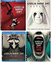 American Horror Story: The Complete Series Seasons 1-4 Blu-ray
