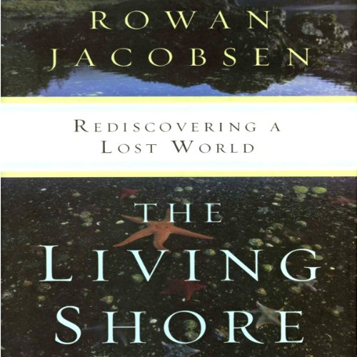 The Living Shore audiobook cover art