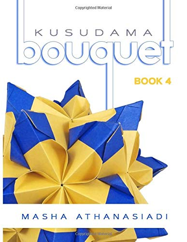 Kusudama Bouquet Book 4