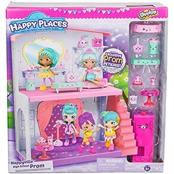 Shopkins Happy Places School Extension - Prom | Shopkin.Toys - Image 1