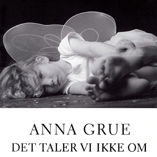 Det taler vi ikke om audiobook cover art