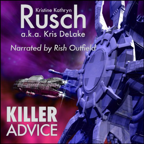 Killer Advice audiobook cover art