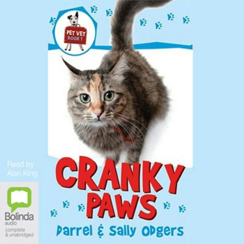 Cranky Paws audiobook cover art