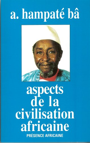 Aspects de la civilisation africaine