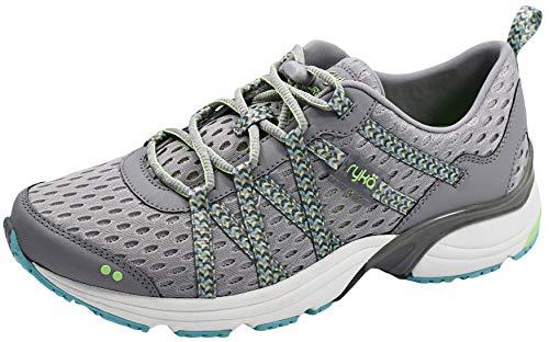 Ryka Women's Hydro Sport Training Water Shoe, Sleet Multi, 8.5 M US