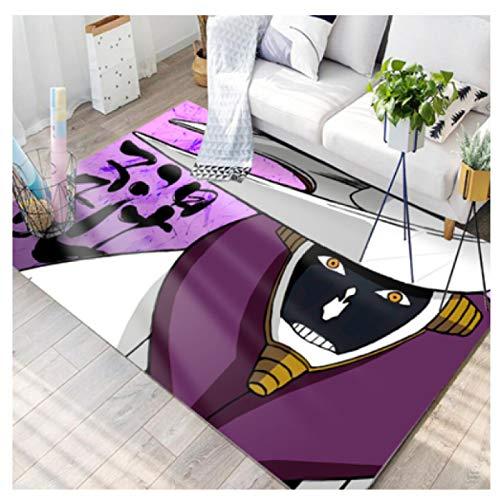 Mianbao Teppich Kind Schlafzimmer Wohnzimmer Flur Küche Läufer Bereich Bodenmatte Großes Rechteck Home Decoration Cartoon Anime Kid Play Boy Geschenk