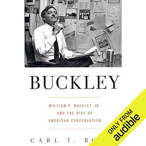 Buckley audiobook cover art