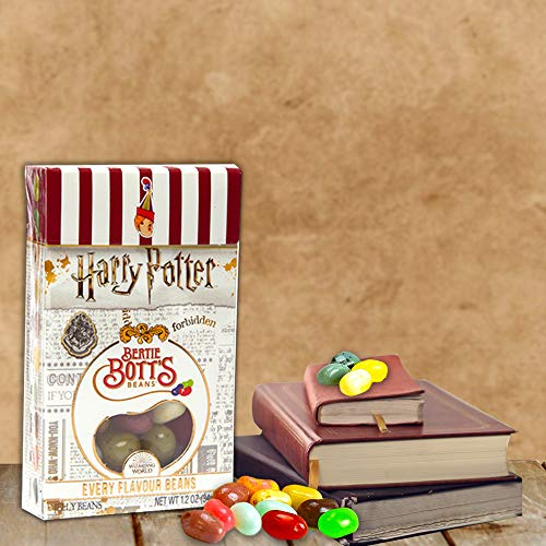 Harry Potter Bertie Botts Bohnen Sorten