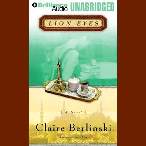 Lion Eyes cover art