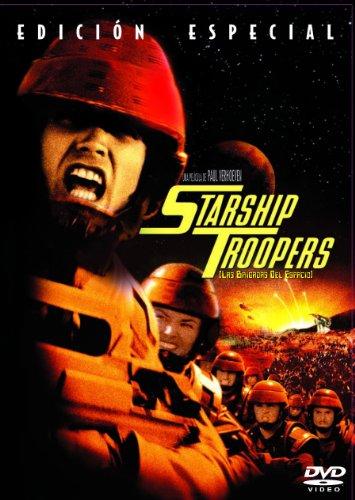 Starship Troopers: Las Brigadas Del Espacio [DVD]