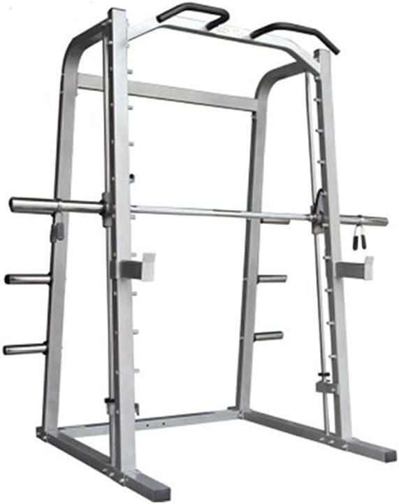 Palestra professionale squat rack telaio di allenamento completo bilanciere dshujc SG201203042