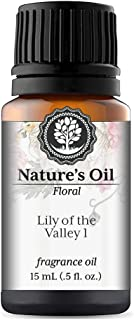 Lily of the Valley 1 Fragrance Oil (15ml) For Diffusers, Soap Making, Candles, Lotion, Home Scents, Linen Spray, Bath Bombs, Slime