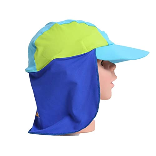 02a56933127 UTTER Beach Baby Sun Protection Hat UPF 50 Plus Baby Boy Girl Cap Baby  Swimming Protection