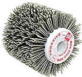 Sit tecnospazzole 1376Cepillo para lijadora de hilo Ondulado de nailon abrasivo-rsf-flex-ø: 100mm