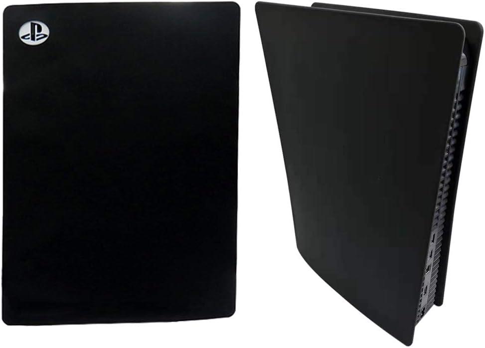 PS5 Silicone Skin Cover, Dustproof Anti-Scratch Anti-Fall Protec