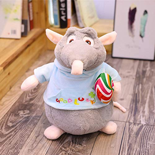 Mini Zachte Pluche Simulatie Tang Pak Muis Pluche Pop Gevulde Rat Knuffel Speelgoed Mascotte Muis Pop Voor Kinderen 35 Cm G