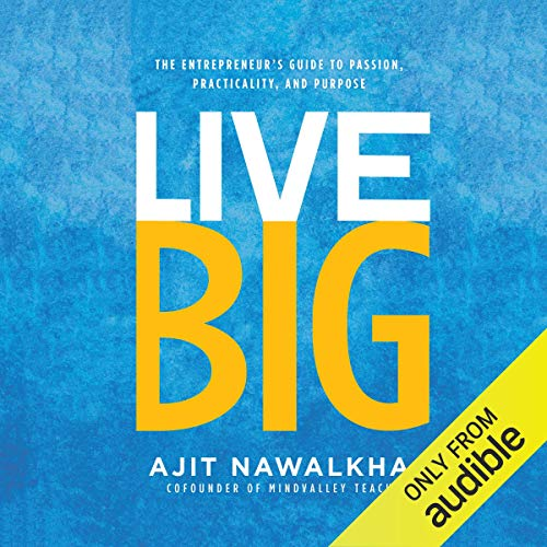Live Big cover art