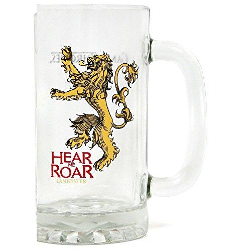 Juego de Tronos Jarra Cerveza, Hear Me Roar