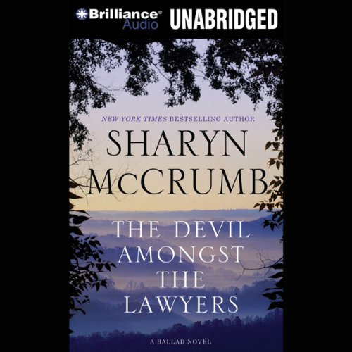 The Devil Amongst the Lawyers cover art