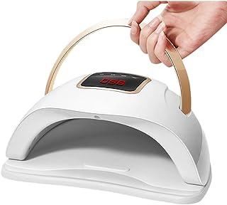 CJF 120W LED de luz de uñas - Nail Terapia de inducción de la máquina de Secado rápido Pegamento Polaco Hornear secador de la lámpara - para Nail Shop