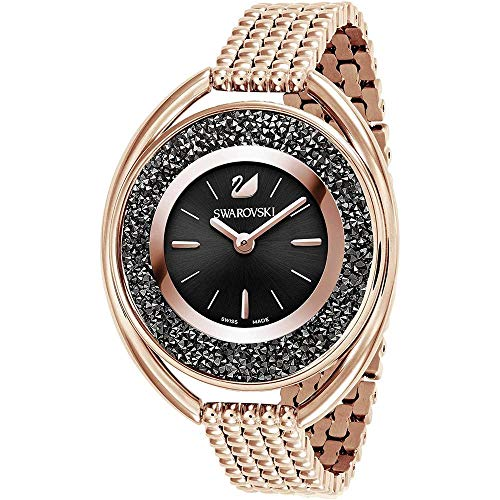 Swarovski Damen-Uhren Analog Quarz One Size Metall 87631851