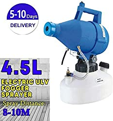 GAKUS 110V 4.5L Portable Electric ULV Thermal Fogger Machine Disinfection Fogging Machine Sprayer