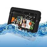 "Atlas Waterproof Case for Kindle Fire HDX 7"" by Incipio, Black"