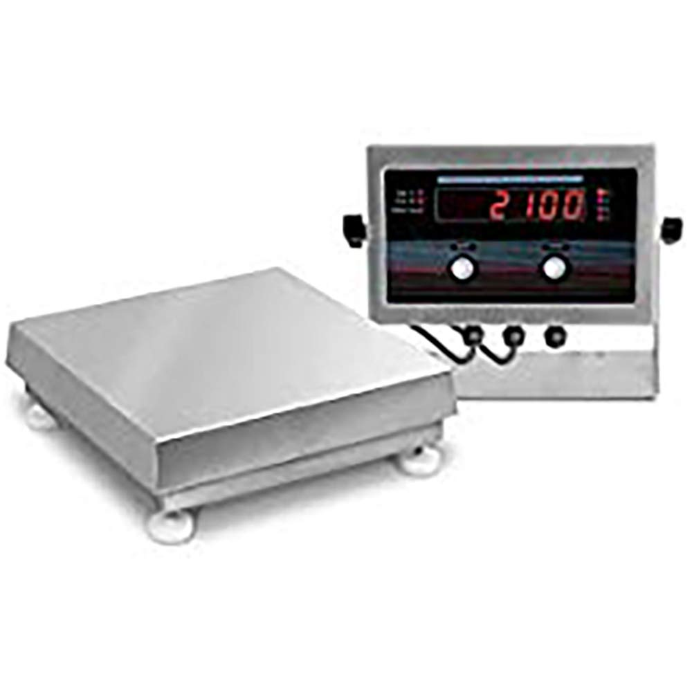 Rice Mail order Lake IQ+ 2100SL-TS Digital Year-end gift Bench Tilt with Scale 1 Stand