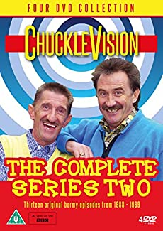 ChuckleVision - The Complete Series Two