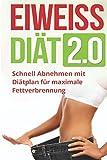 Eiweiß Diät 2.0: Schnell Abnehmen mit Diätplan für maximale Fettverbrennung