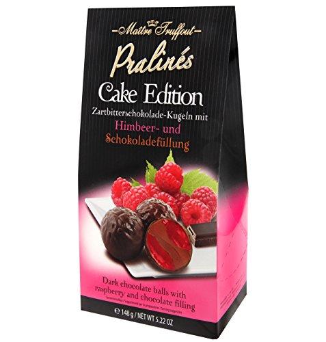 Pralinen Cake Edition - Himbeer & Zartbitterschokolade 148g