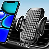 Car Vent Phone Mount, VIOY Car Phone Holder Mount One Button Release Hands-Free Air Vent Phone Holder Fit for iPhone SE 11 Pro X XS Galaxy S20 S20+ Note 10 10+ All Phones