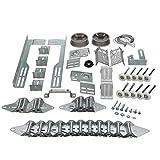 DURA-LIFT Garage Door Hardware Installation Kit for 16' by 7' Doors
