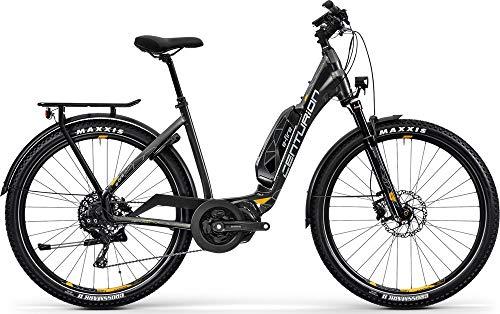 CENTURION E-Fire Country F2500 Einrohr E-Bike 500Wh E-Trekking Gunmetal 2019 RH 53 cm / 27,5 Zoll