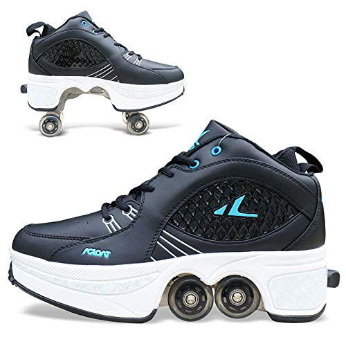 shoes with wheels for adults Roller Skates for Women/Girls, Wheel Shoes for Boys/Men, Kick Roller Shoes for Kids, Shoes with Wheels for Adults, Moon Shoes, Roller Shoes, Skating Shoes