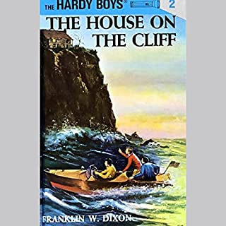 The House on the Cliff     Hardy Boys 2              Written by:                                                                                                                                 Franklin Dixon                               Narrated by:                                                                                                                                 Bill Irwin                      Length: 3 hrs and 29 mins     7 ratings     Overall 4.7