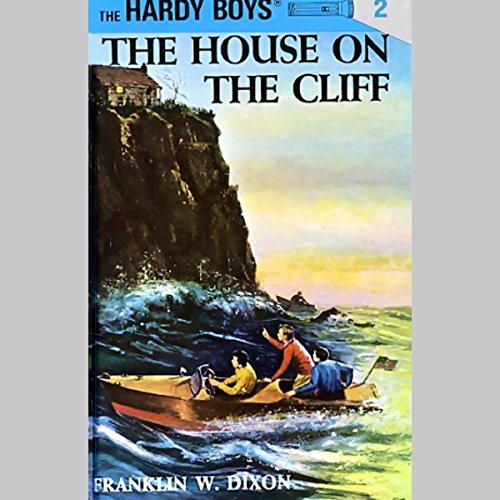The House on the Cliff audiobook cover art