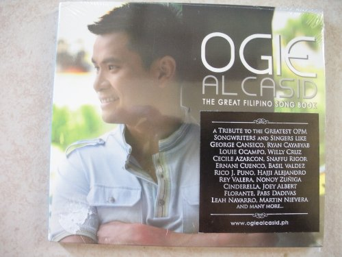 Ogie Alcasid - The Great Filipino Song Book