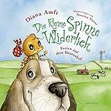 Die kleine Spinne Widerlich - Ferien auf dem Bauernhof Pappbilderbuch: Band 3.