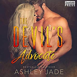 The Devil's Advocate cover art