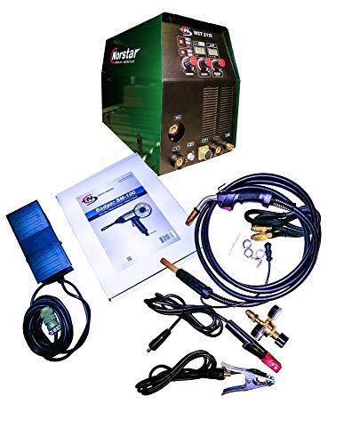 m217I Mig Stick Tig machine, Multiprocess Machine