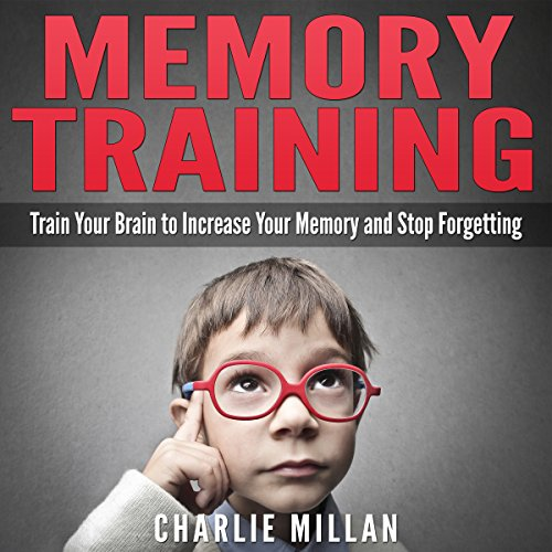 Memory Training audiobook cover art