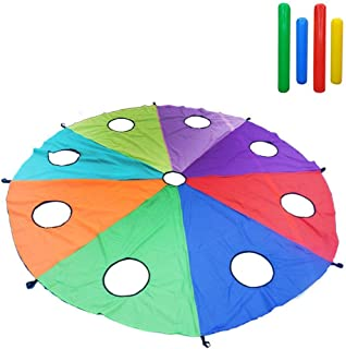 Children Play Parachute Early Education Equipos de