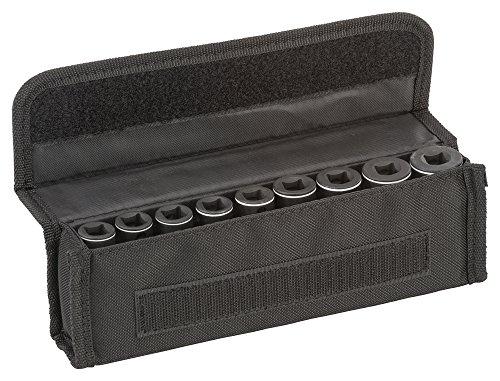 """Bosch Professional 9tlg. Steckschlüsseleinsätze-Set mit 3/8""""-Innenvierkantaufnahme für Sechskantschraubenn (Länge: 63 mm)"""