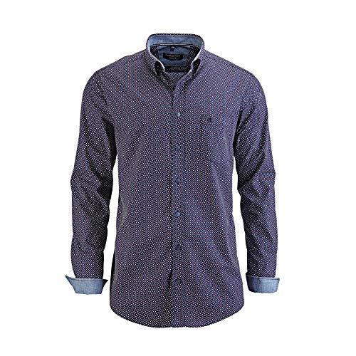 Casamoda SWEAT Troyer Pullover Grigio uninah con Zipper 100/% COTONE