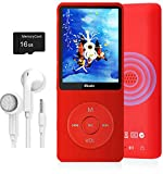 Best Small Mp3 Players - MP3 Player, Music Player with 16GB Micro SD Review