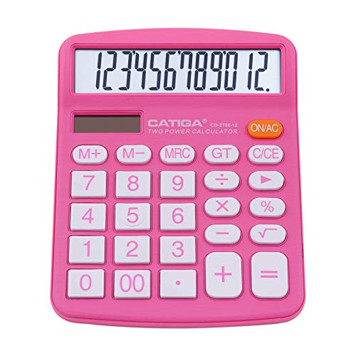 Image of Desktop Calculator 12 Digit...: Bestviewsreviews